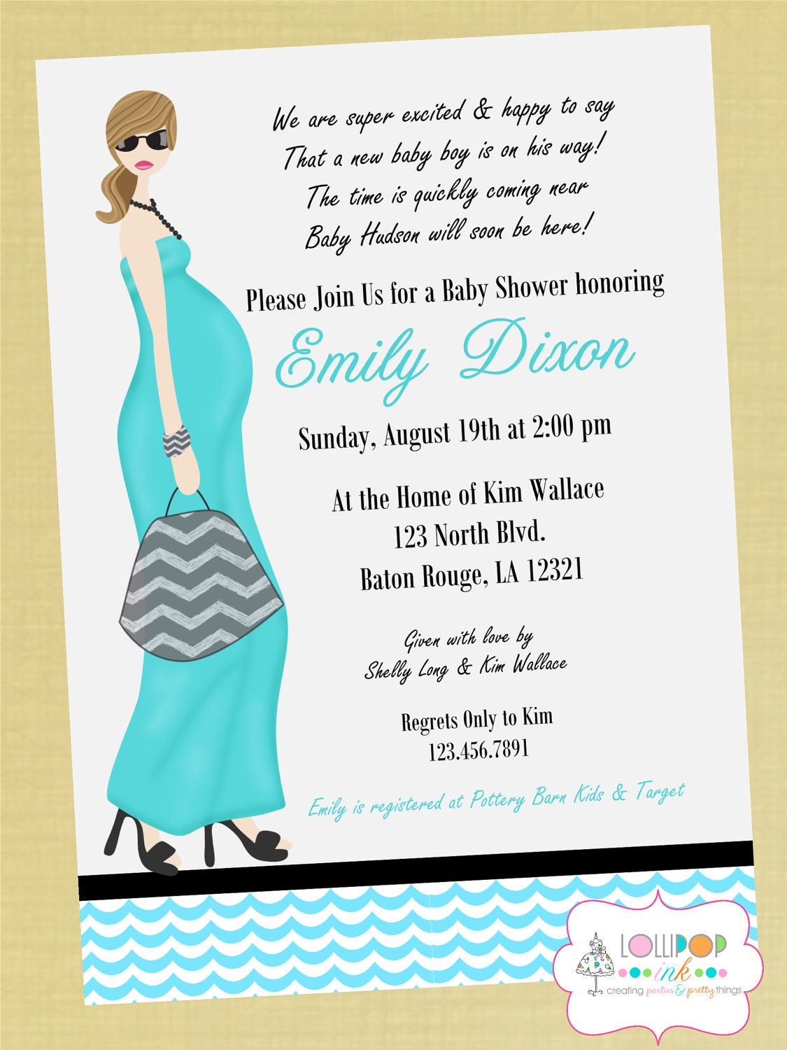 Baby shower invitation words etamemibawa baby shower invitation words filmwisefo Image collections