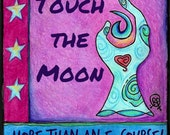 Touch the Moon E-Course