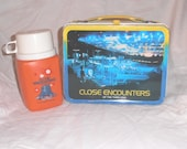 Close Encounters of the Third Kind Lunch Box with Thermos