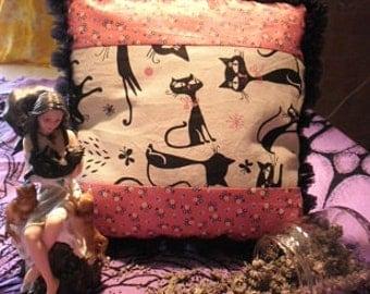 Dream pillow - Magic pillow handmade with herbs