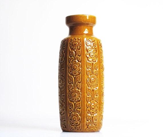 West German Pottery vase by Scheurich (280-30)