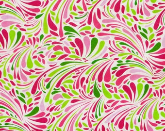 Always Blooming by Hoffamn  J3219 Cotton Print Fabric