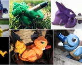 CUSTOM Made-to-Order Pokemon or Character Pipe