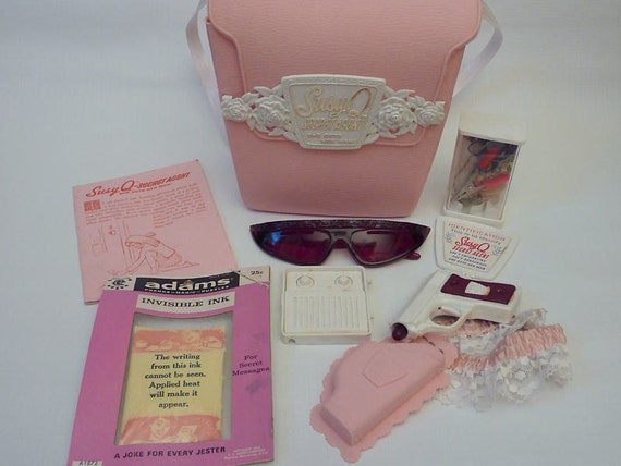 Spy Kits For Girls Girls Secret Agent Spy Kit