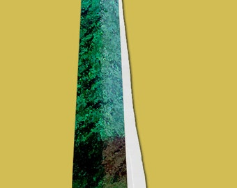 Nature's Tones Custom Designed Men's Necktie