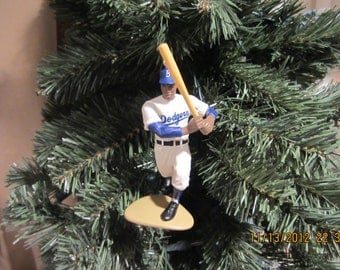 Jackie Robinson Brooklyn Dodgers SEE DESCRIPTION baseball christmas  sports ornament many to choose from.