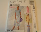 McCalls Pattern 9269 3 hour Dress Jacket Womans Day Collection