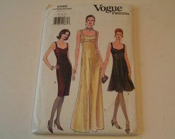 Vogue Pattern 9595 Miss Dress