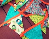 Matryoshka Doll Fabric Banner-Reserved For Kepina