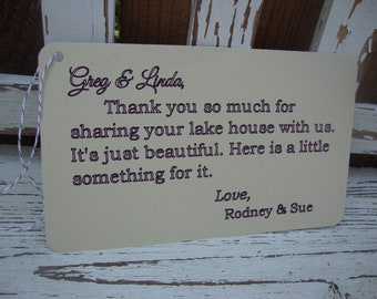 Gift Notecard