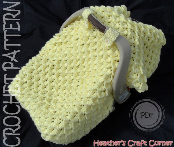 Free Crochet Pattern For Baby Car Seat Cover : Unavailable Listing on Etsy