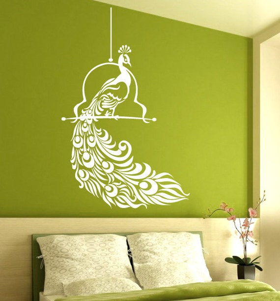 Items Similar To Wall Decal, Wall Sticker, Living Room