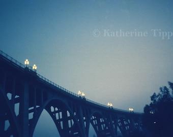 Pasadena Bridge - Fine Art Photography- Katherine Tippett