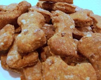 Hunka Hunka Love Dog Treats Cookies One Pound