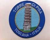 Leaning Tower of Pisa Patch