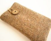 Wool Iphone 5s, Iphone 5c, Iphone 5 Sleeve IPhone case IPhone cover IPod case iPhone Sleeve (padded).