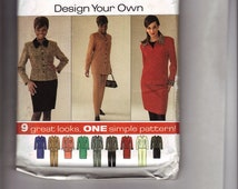 SALE  Simplicity 7311 size 12, 14 and 16 womens ladies sewing pattern many styles to choose from