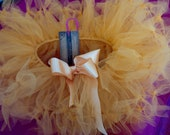 Golden Girl tutu