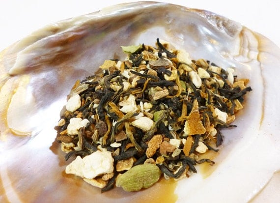 1 oz Requiem Tea - Black loose leaf tea - spice