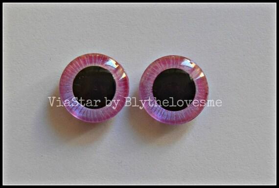 Handpainted Eyechips ViaStar by Blythelovesme