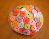 Bright Buttons Paperweight