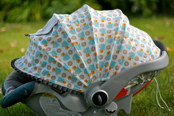 Adjustable Car Seat Shade / Cover