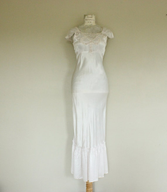 1930s Nightgown/ Wedding Lingerie