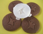 HOUSE BARATHEON inspired COOKIE Stamp recipe and instructions - make your own Game of Thrones inspired Cookies