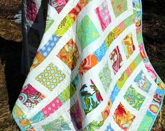 PATTERN:  Flowers in the Sunshine by Sweet Janes Designs