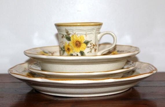 Vintage Collectibles Mikasa Garden Club My Lady By NookCove