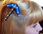 Diamond Pickaxe HAIR CLIP