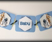 Star Wars Baby Shower Banner - Boy or Girl