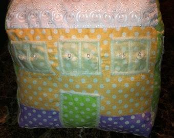 House Pillow/ Night light