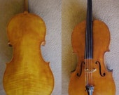 1912 Antique Hermann Todt Cello w/ Bow and Hard Case