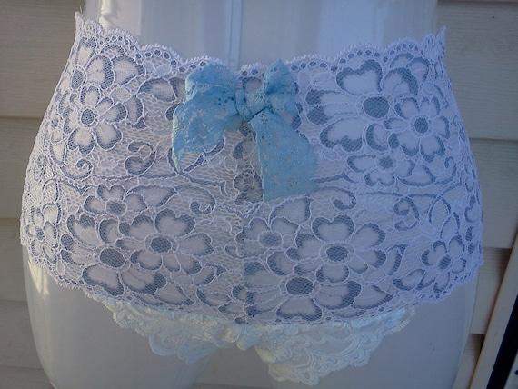 Bridal Panties- Made to Order- Custom Made Sexy Panties
