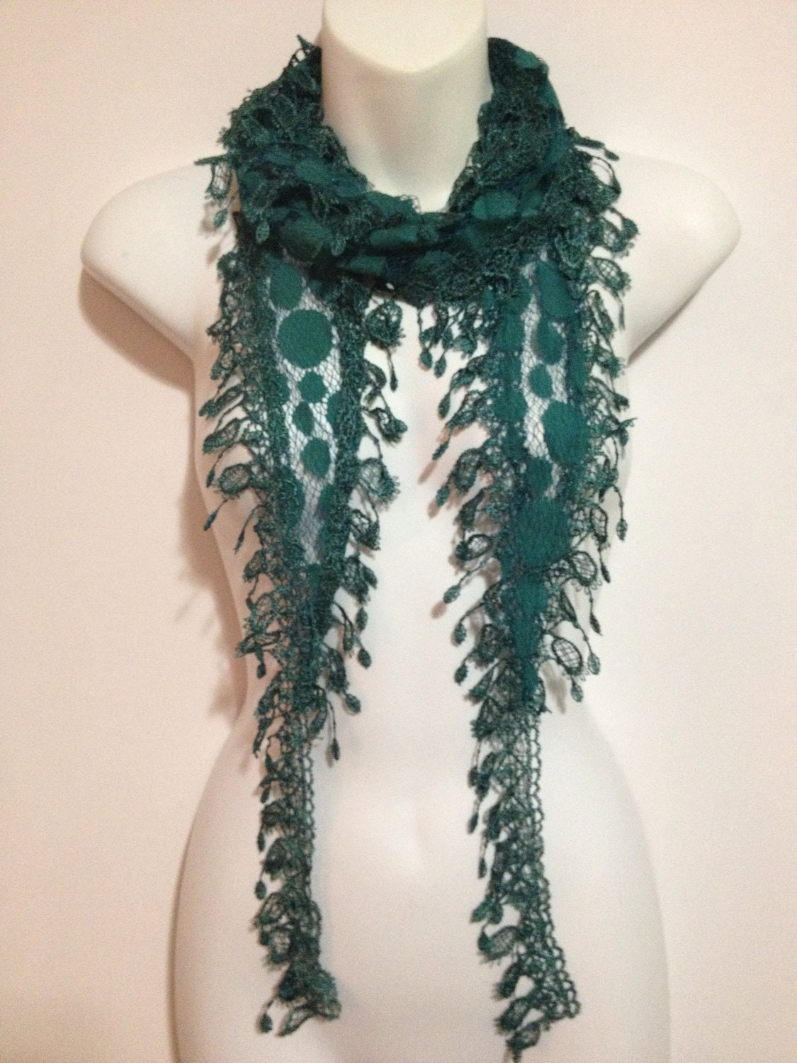teal lace scarf lace scarf teal scarf fashion by scarvesscene