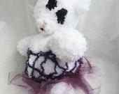 Coy Cuddly Kitten Tutubuddy- Small