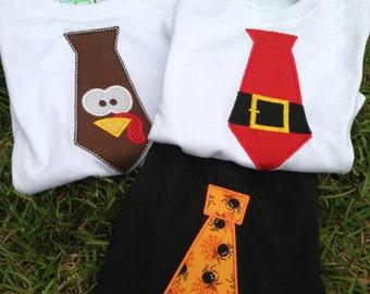 Holiday Themed Shirts