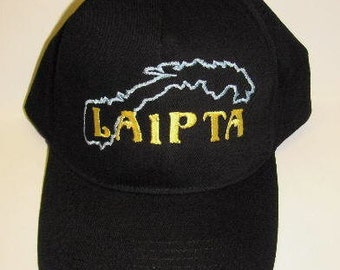 HAM RADIO Hat  - Custom EMBROIDERED  with Country and Callsign H15