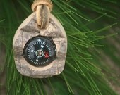 Directional Compass Boy Scout, Pocket Compass, Camper Hiker Made In Michigan Bulk Orders Welcome