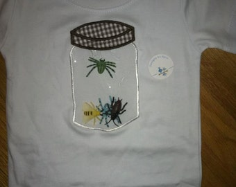 3D Bug Shirt ONLY - FREE PERSONALIZATION