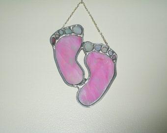 Pink Baby Feet