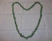 Jade Nugget Necklace