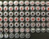 Dust Warfare Core Marker Set