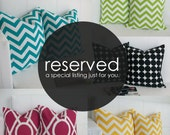 SEVEN 24x24 Pillow Covers - Brown Giraffe, Green Gotcha and Teal Chevron