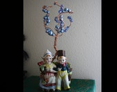 Vintage Dutch Kids Tree