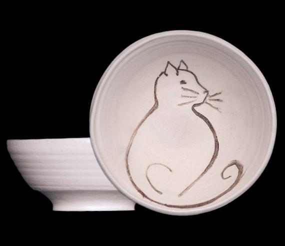 Little cat bowl