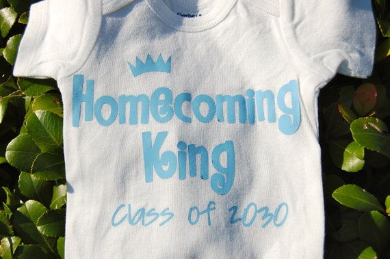 Homecoming King - Class of...