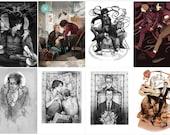 Coey + Shy: 18 Sherlock Prints