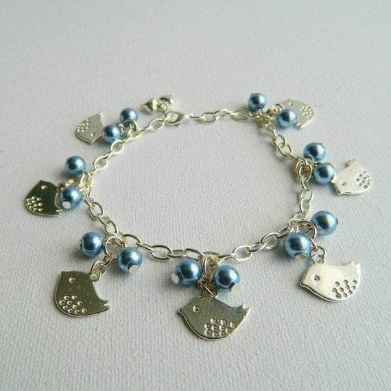 Little Bird Charm Bracelet